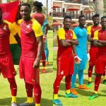 Ghana Black Stars conceives the earliest goal in 2019 Afcon tournament