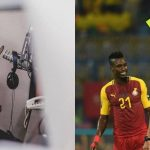 'Can we organize some boys for the referee' – Sarkodie says as he destroys the referee on Twitter