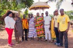 Mercy Asiedu's husband gifts gov't 300acres of land for construction of film village