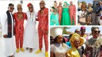 See Photos from Gay Traditional Marriage & wedding held today (+ Photos)