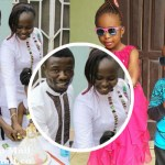 Meet Kwaku Manu's Family…You Will Want To Have Babies After Seeing The Kids