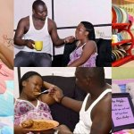 Man teaches how Pregnant women should be treated by their husbands