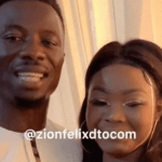 VIDEO: Married Man, Kwaku Manu Captured Taking Selfies With Potential Side-chick