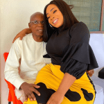 Photos: Moesha Budong breaks Dad's legs with her Big A$$