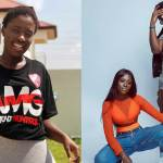 Video of Medikal slapping Fella Makafui over cheating allegations pops up