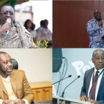 Akufo-Addo's 5 best performing ministers in the year 2019