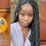18+ Photos: Efia Odo puts her BIG vajayjay on full display for reasons best known to her