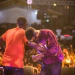 Kofi Kinaata Thrill fans at his Concert