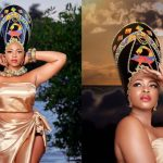 Shatta Michy Starts The New With Hot Photos Portraying Herself As An African Queen