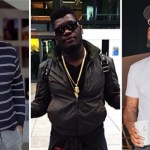 Photo: Castro Spotted Hanging Out With Kaywa And Davido