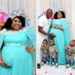 Mother of twins, triplets, welcomes another set of triplets (photos)