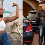 Fantana Threatens To Slap Wendy Shay As They Get Into A New Fight?