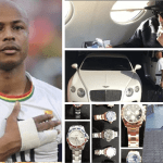 Luxurious Lifestyle of Dede Ayew, Expensive Cars and More