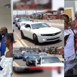 Medikal actually rented cars for his wedding to challenge Kency wedding