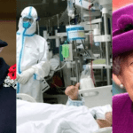 Queen Elizabeth tests positive for COVID-19