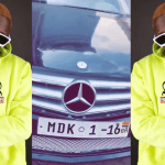Medikal set to dash one loyal fan a Benz after Covid-19 is over (Video)