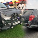 Kantanka's new 2020 Ɔkofoɔ car spotted on the streets of Accra