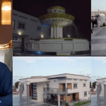 Kantanka CEO, Kwadwo Safo Junior flaunts his mansion