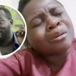Yaw Dabo Couldn't Control Tears, Weeps as he Mourns The Death of Bernard Nyarko