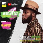 """M.anifest, Stonebwoy, Burna Boy, Sauti Sol, Nasty C and more to perform """"Africa Day Benefit Concert At Home"""""""