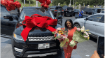 Real owner of Nana Aba Anamoah's fake birthday car's number plate revealed