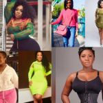 10 Ghanaian Celebrities Who Have Fixed Their Butts – See All Before And After Evidence