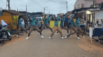 Meet the Ghanaian dance group the featured in Beyonce and Shatta Wale's already video