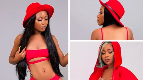 Five times Akuapem Poloo took over with her n@ked photos