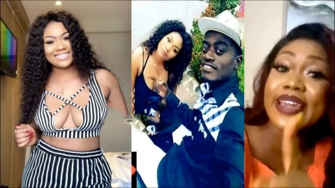 Lilwin's Beautiful Girlfriend Sandra Ababio Reacts After He Denied Her On McBrown's Show – Video