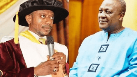 John Mahama's running mate will die after 2020 election – Prophet Owusu Bempah