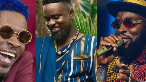 Sarkodie Angrily Disses Shatta Wale And M.anifest In His Latest Song