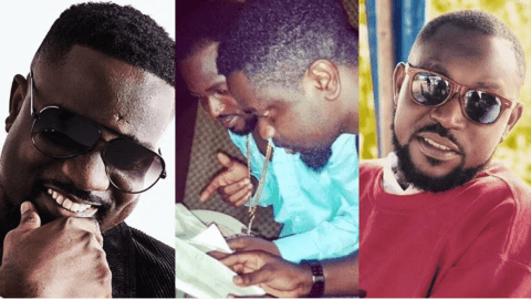 Yaa Pono Wishes Sarkodie A Happy Birthday With A Massive Throwback Photo Of Their 'Hunger' Days