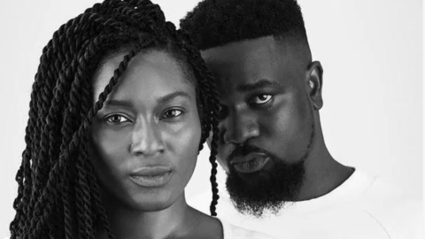 Tracy Sarkcess Wishes Sarkodie A Happy Birthday In Her Own Style