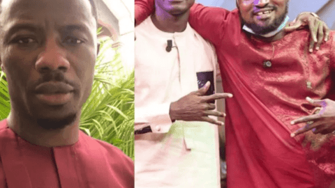 """I Will Personally Give You 3000 Dirty Slaps Each, If You Ever Beef Again"" Kwaku Manu Warns Lilwin And Funny Face ( Video)"