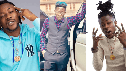 I Used To Give Shatta Wale Girls When We Were Friends- Addiself