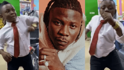 Yaw Dabo 'Disgraces' Himself With Crazy Dance Moves After Being Infected With The Stonebwoy's Putuu Virus