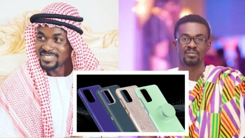 SHOCKING: Nana Appiah Mensah Now Sells Fridges And Mobile Phones For Survival – VIDEO