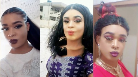 See More Photos of Madina Broni, Ghanaian Man who is Now a Woman