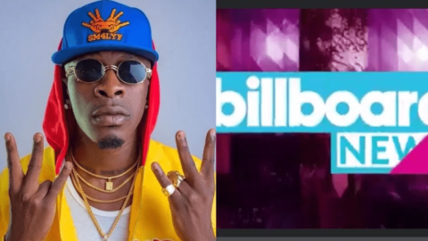 Shatta Wale Sets Another Record Becomes The Only African Artiste To Be Followed By Billboard