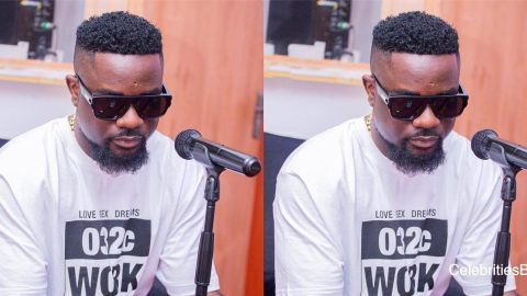 Sarkodie gets trolled on social media for this reason. Check out the reason