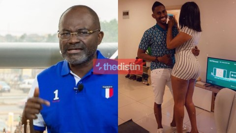 Kennedy Agyapong In Trouble As Ibrah One Releases A Video Of A Lady They Both Fvck Together