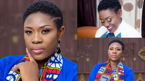 12 Unseen Stunning Photos Emelia Brobbey Took At The Kumasi Mall (Adorable)
