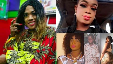 5 Ghanaian Who Transitioned From Being Men To Women (See Photos)