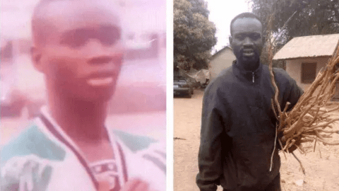 SAD: See the condition of these 3 Ex Football Players