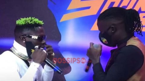 Stonebwoy wins the first round of Asaase Radio's clash against Shatta Wale