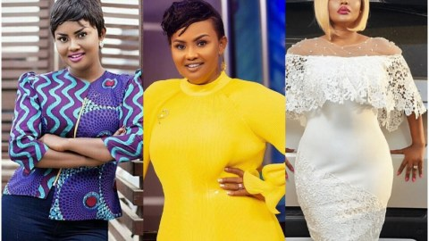 Nana Ama Mcbrown of all people 'exposed' for reportedly undergoing plastic surgery to enlarge her butt