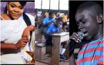 Photos of Ghanaian celebrities who are writing BECE this year