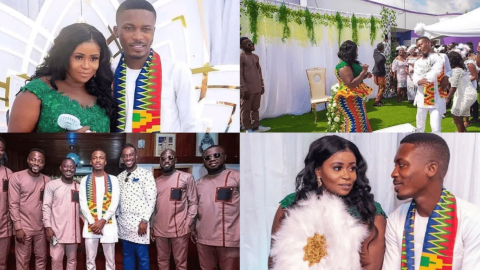 More Beautiful Photos & Videos From Clemento Suarez Traditional Wedding drops
