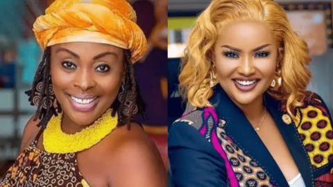 Age is just a number: Beautiful Ghanaian celebrities who look younger than their ages
