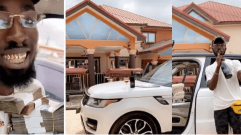 If you can't drink blood, you won't be able to drive expensive cars – Oseikrom Sikani